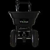 VIKNGR 3 zoutstrooier op grote luchtbanden_