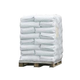 30 pallets strooizout 1200 zakken a 25kg