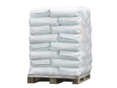 3 pallets strooizout 120 zakken a 25kg