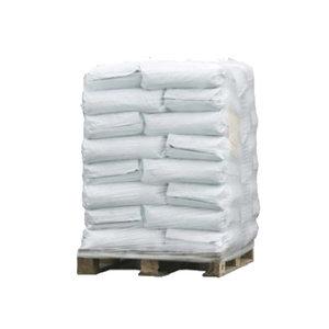 5 pallets strooizout 200 zakken a 25kg
